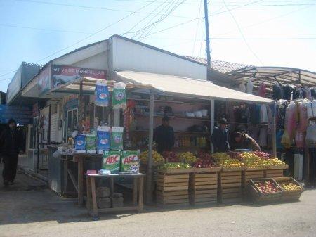 Pərakəndə Bazara Etiraz Olunur