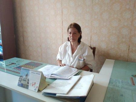 Dr.Nəcibə Həsənova